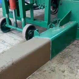 梯形路沿石滑模机(广西南宁)