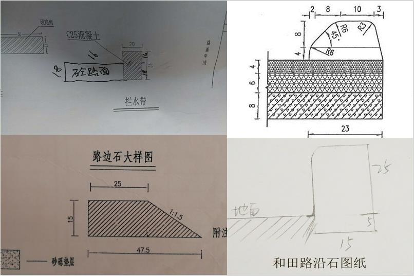 滑模机可加工的部分工件图纸