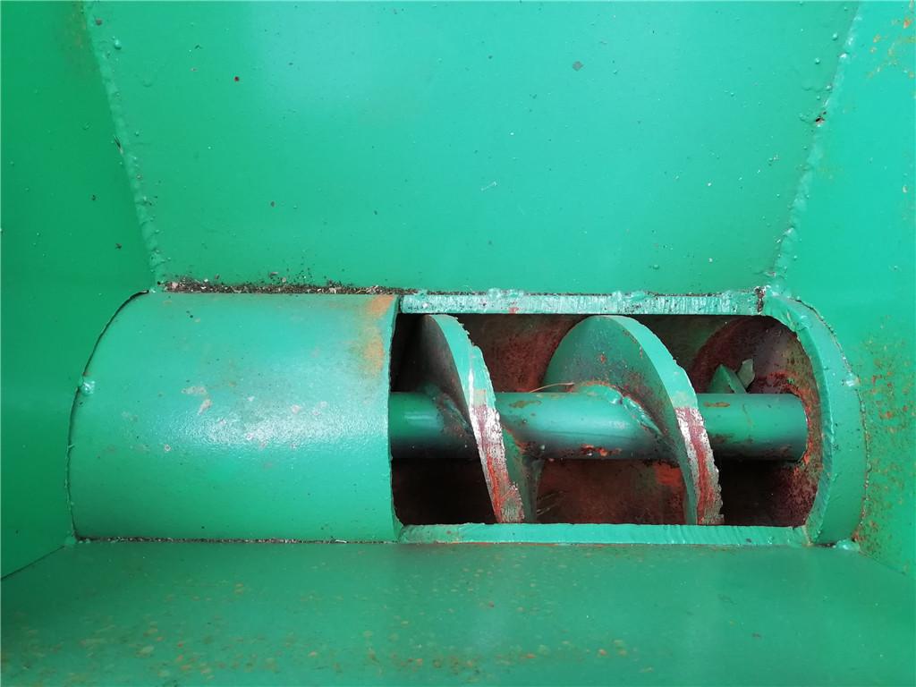 拦水带核心部件螺旋绞龙